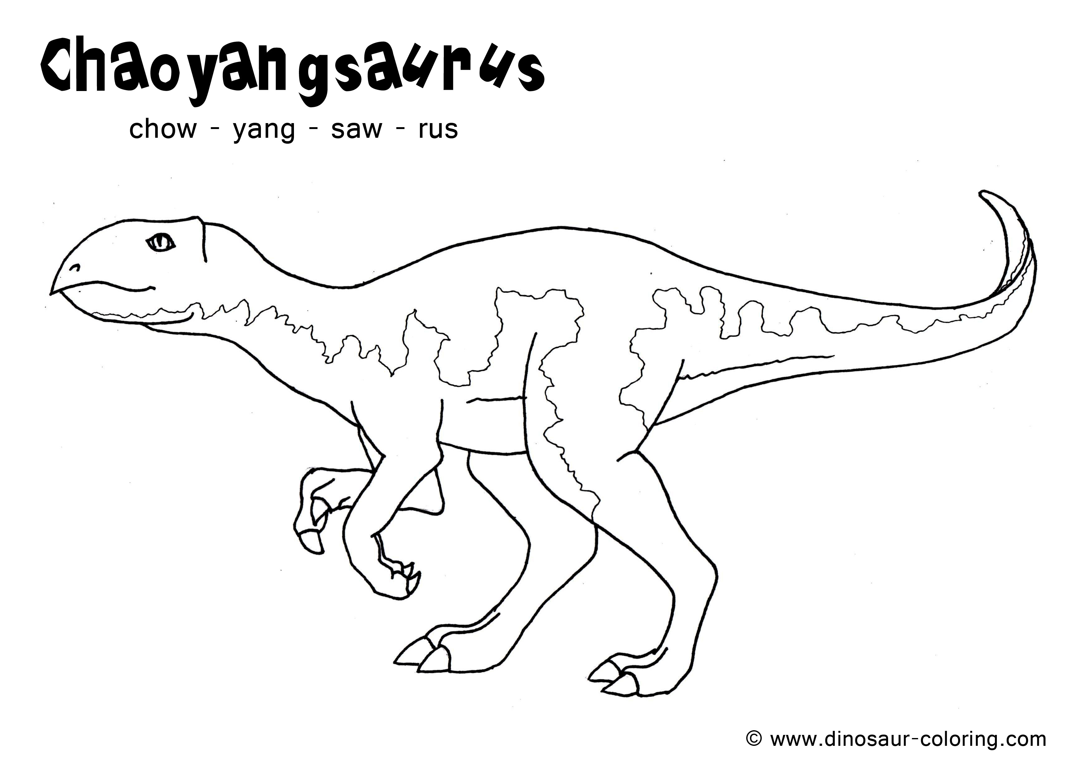 herbivore dinosaur coloring pages - photo#12